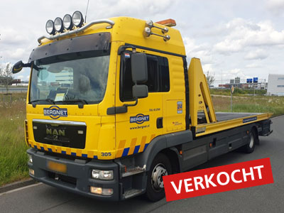 MAN TGL 12.250 3-lader